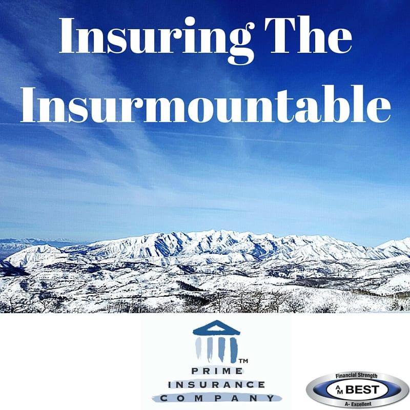 Insuring The Insurmountable