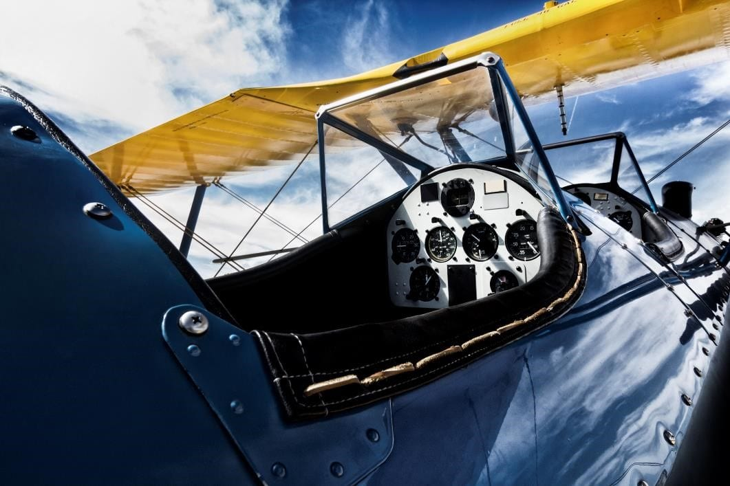 All Antique Aircraft Should Be Well-Grounded in Aviation