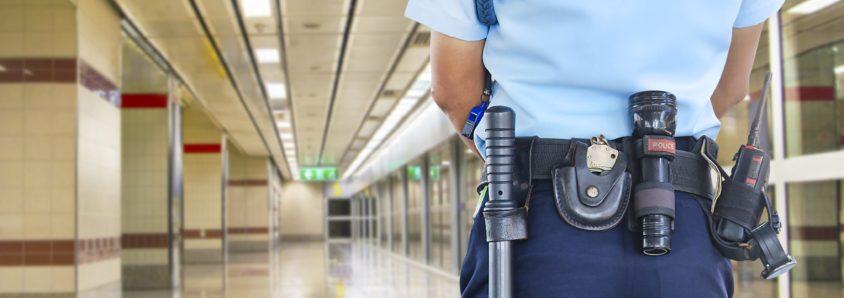 security guard professional liability