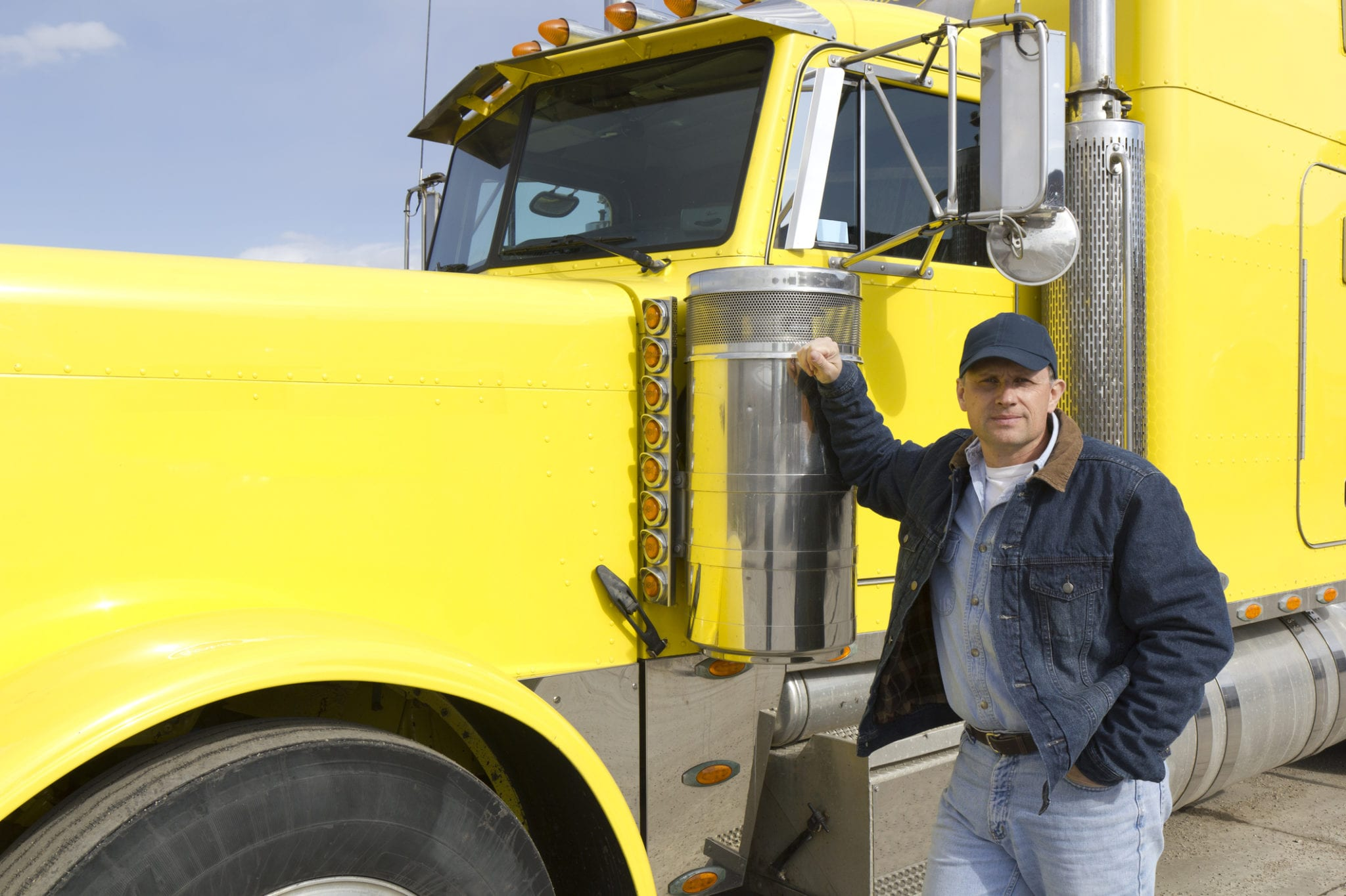 long haul truckers insurance