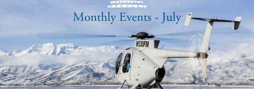 monthly insurance events