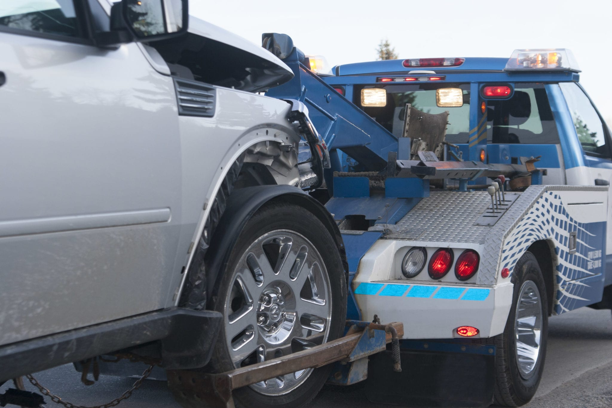 insurance for towing and repo companies