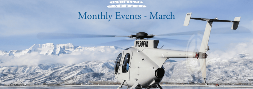 Insurance Events March