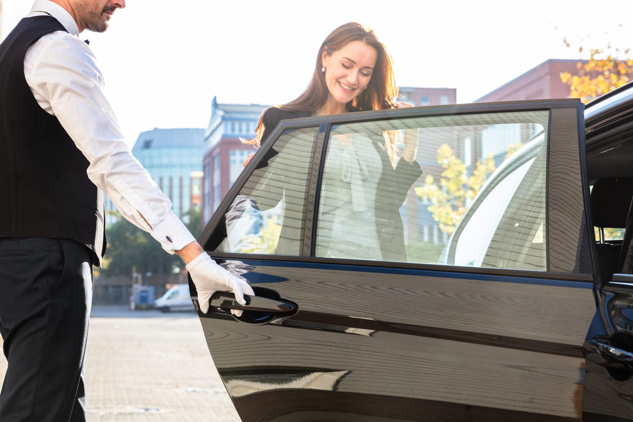 Liability Insurance for Black Car Services