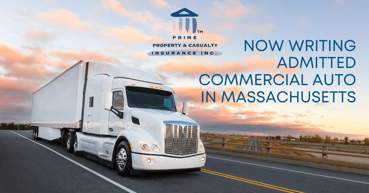 PPCI Commercial Auto Massachusetts