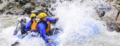 Whitewater Rafting Liability Insurance