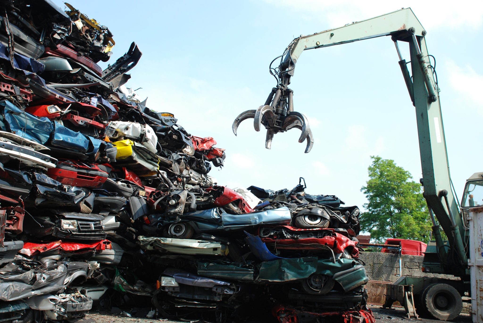 Insurance for Automobile Wrecking Yards