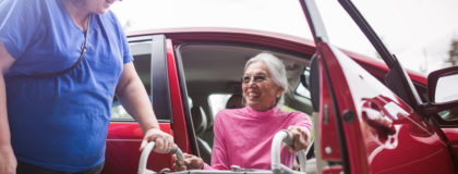 Insurance for Senior Citizen Transportation