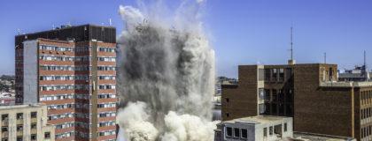 Insurance for Building Demolition