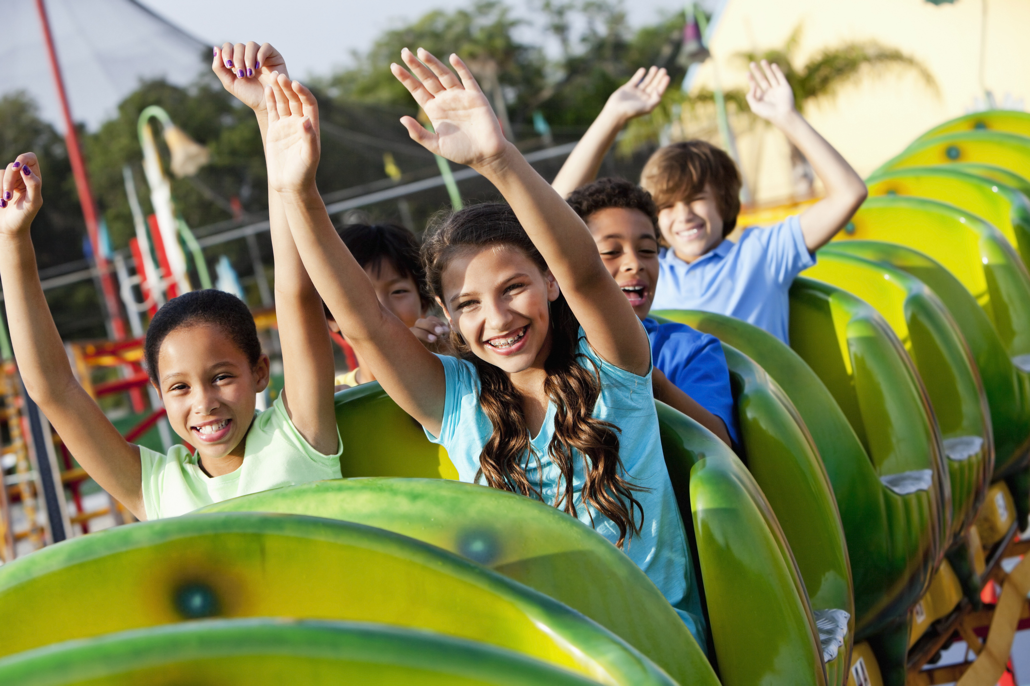 Insurance for Amusement Devices and Rides