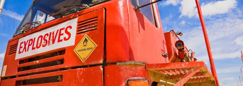 Insurance for Explosive Transportation