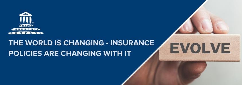 insurance evolving