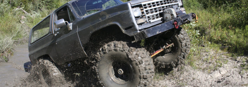 insurance for mud parks