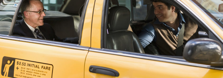 safety tips for taxi drivers