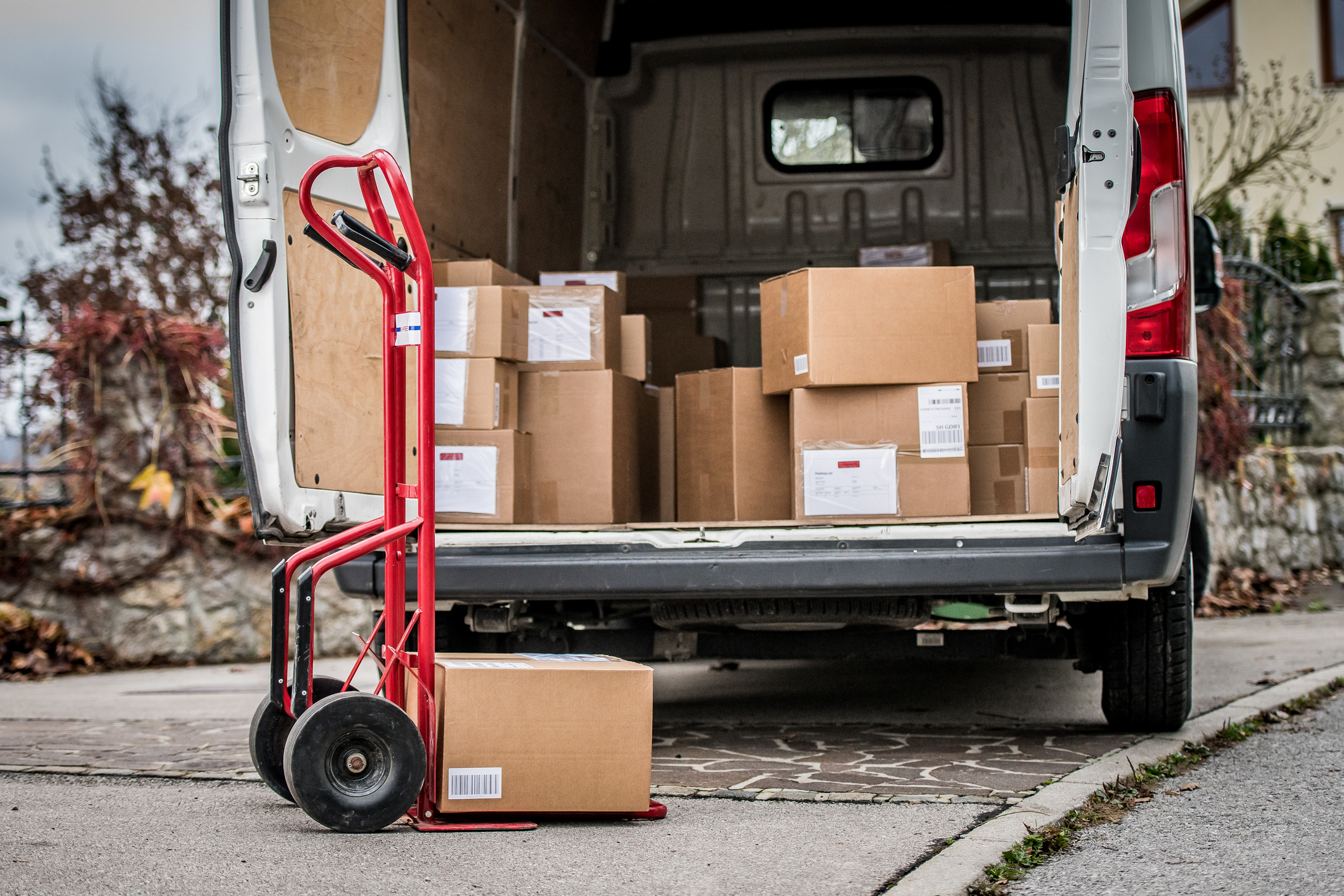 Safety Tips for Delivery Truck Drivers