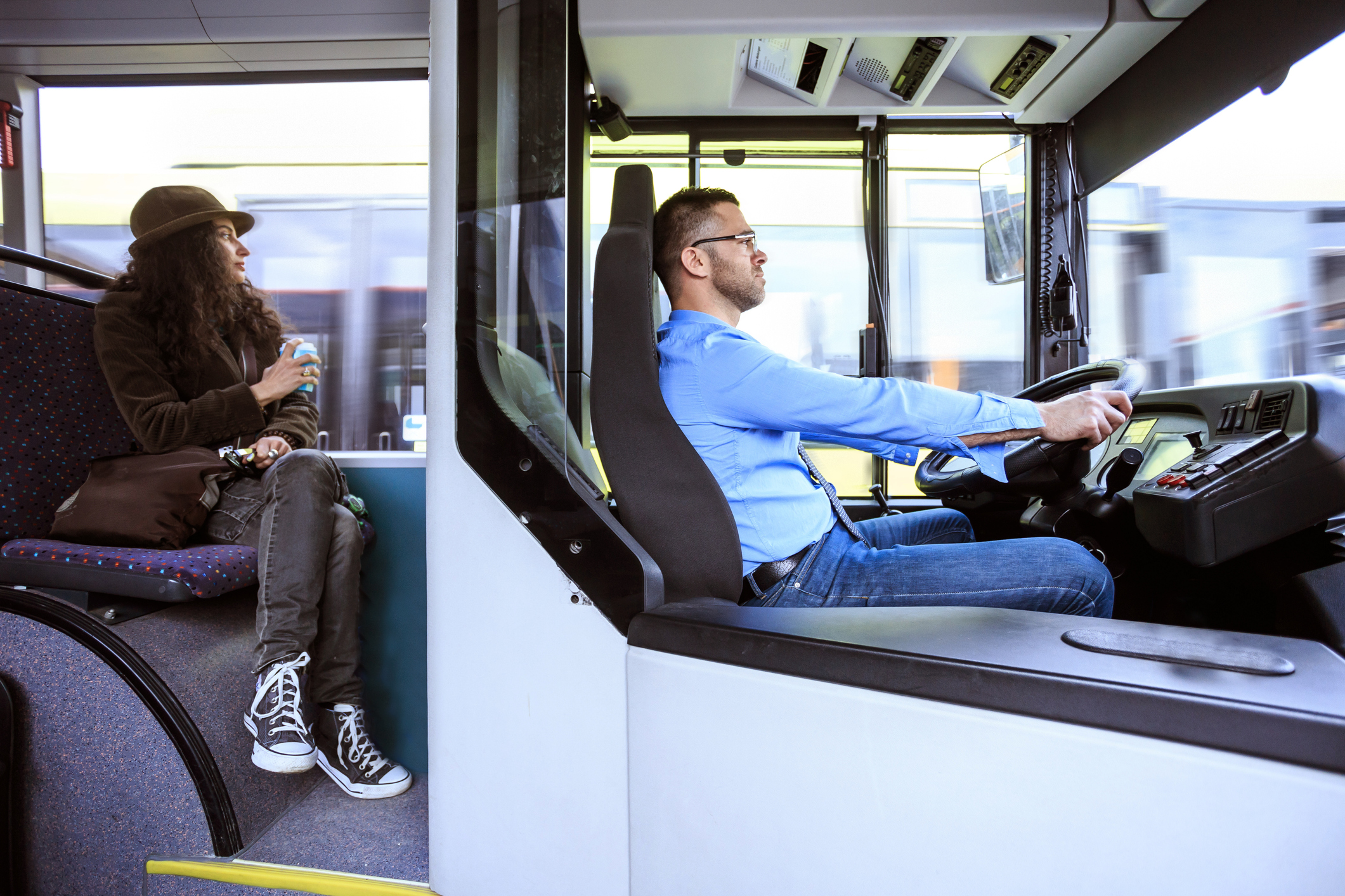6 Safety Tips for Bus Drivers & Bus Companies